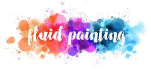 fluid painting logo