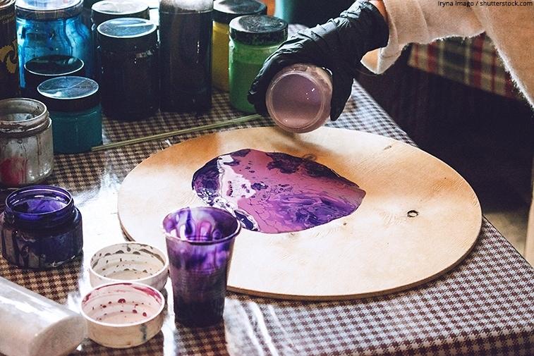 pouring medium recipe