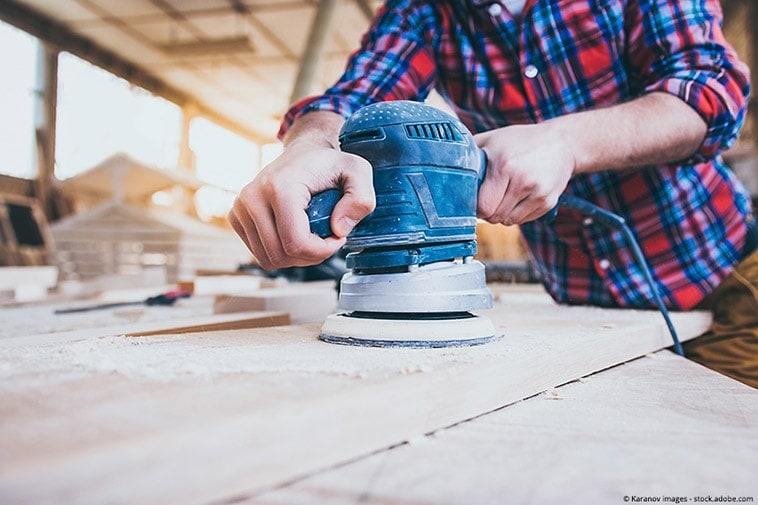 sanding epoxy