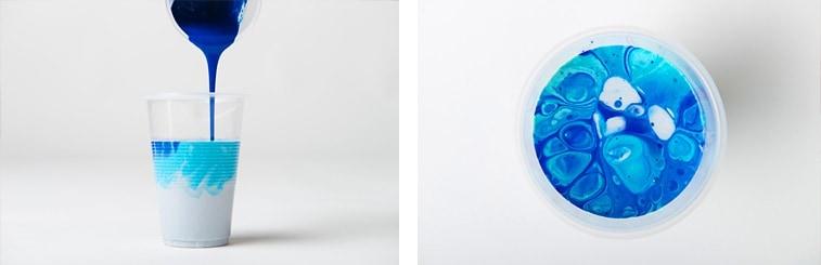 acrylique fluide