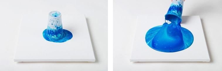 prodotti per pittura acrilica fluida