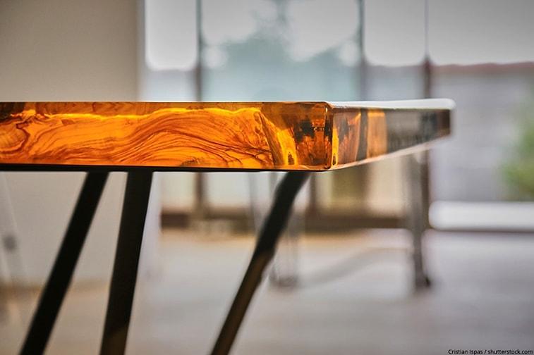 vernis epoxy bois