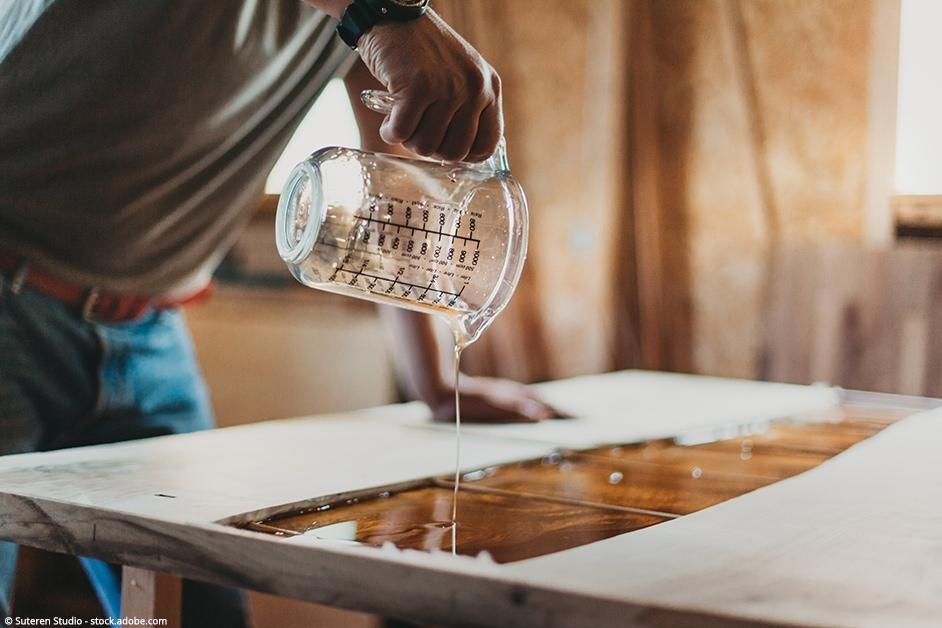 epoxy voor hout