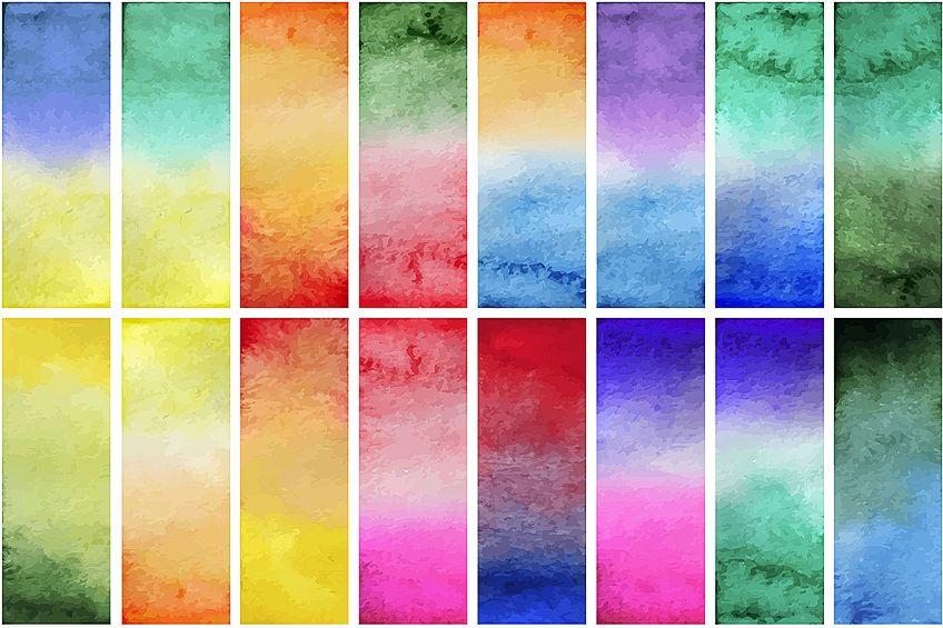 Mixed Colors Gradient