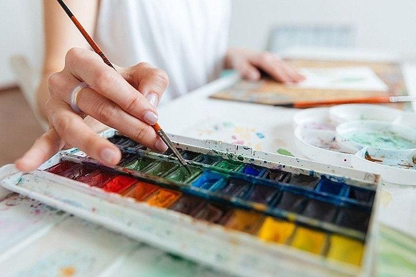Professional Watercolor Paints