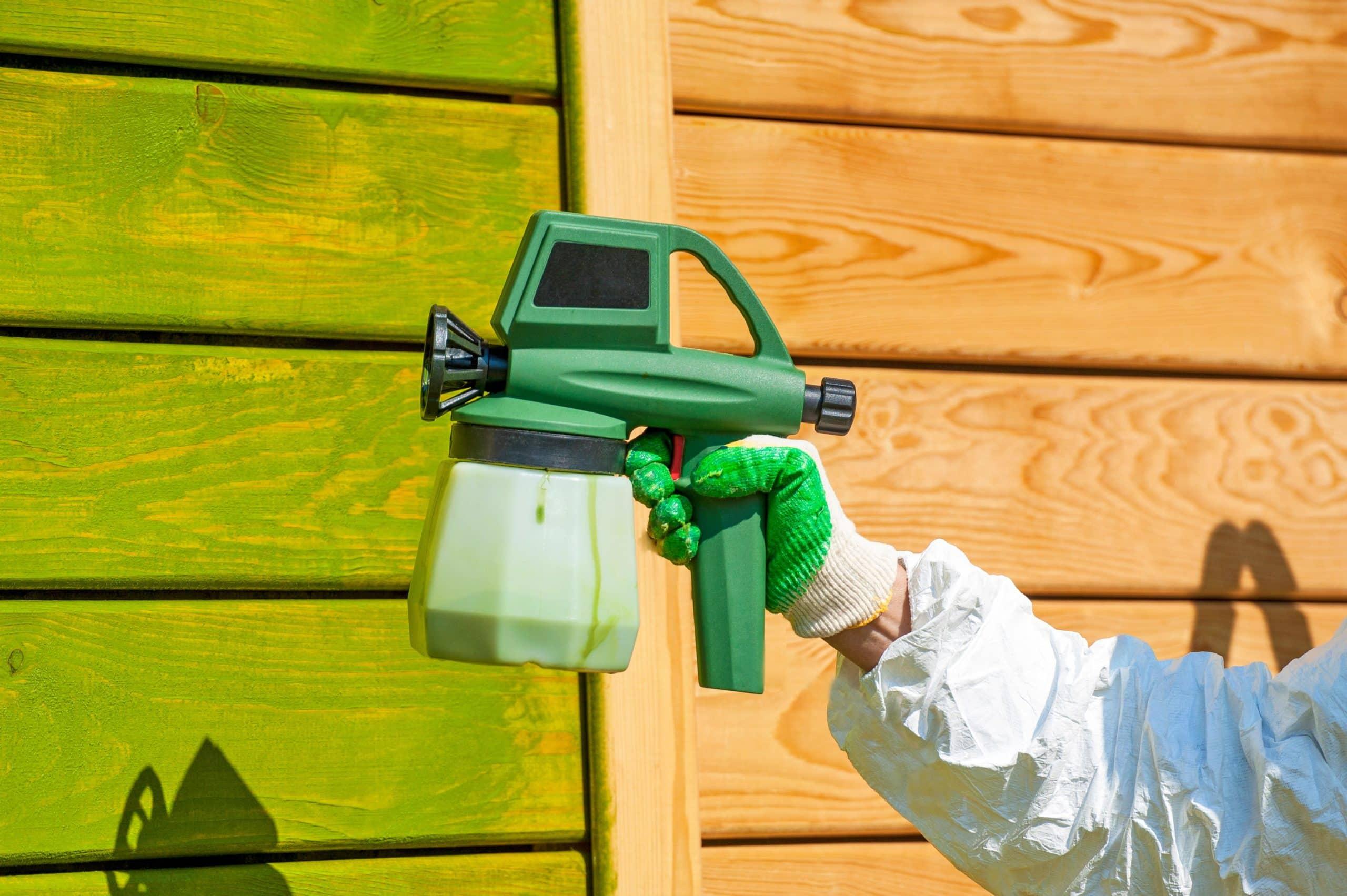 Cordless Airless Paint Sprayer