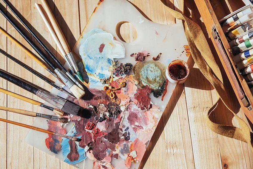 Acrylic Paint Mediums