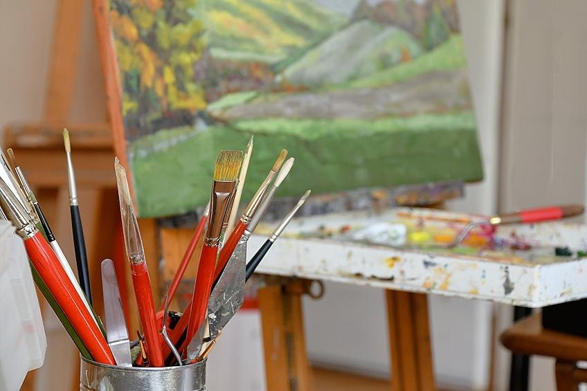 Beginner Oil Painting Set