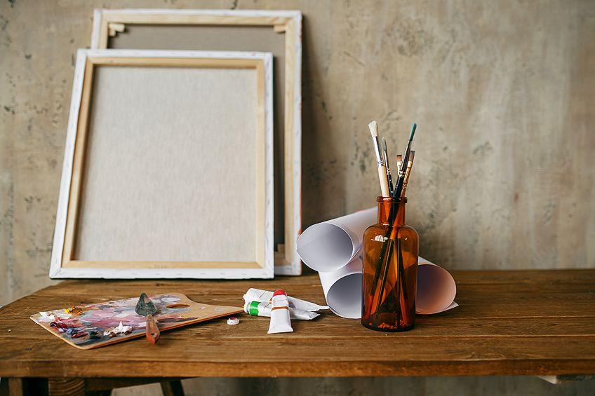 Oil Paint Set for Beginners