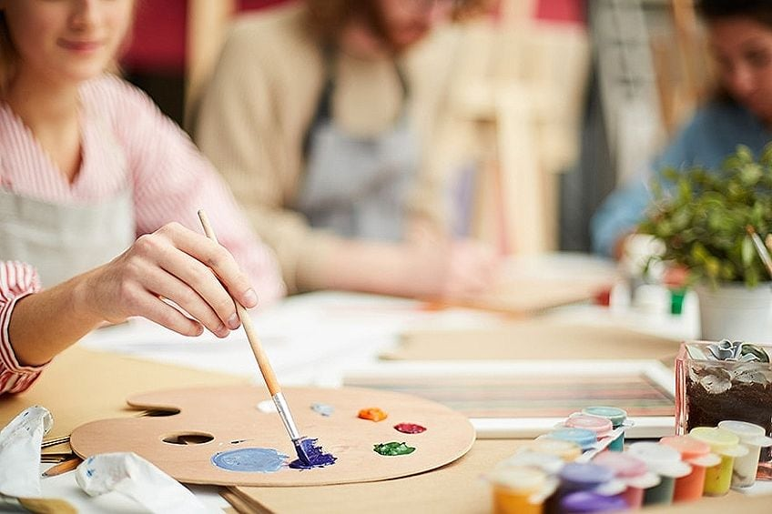 Painting Sets for Beginners