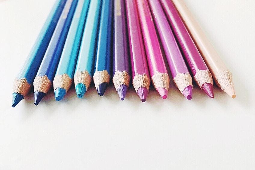 Pastel Pencil Drawing