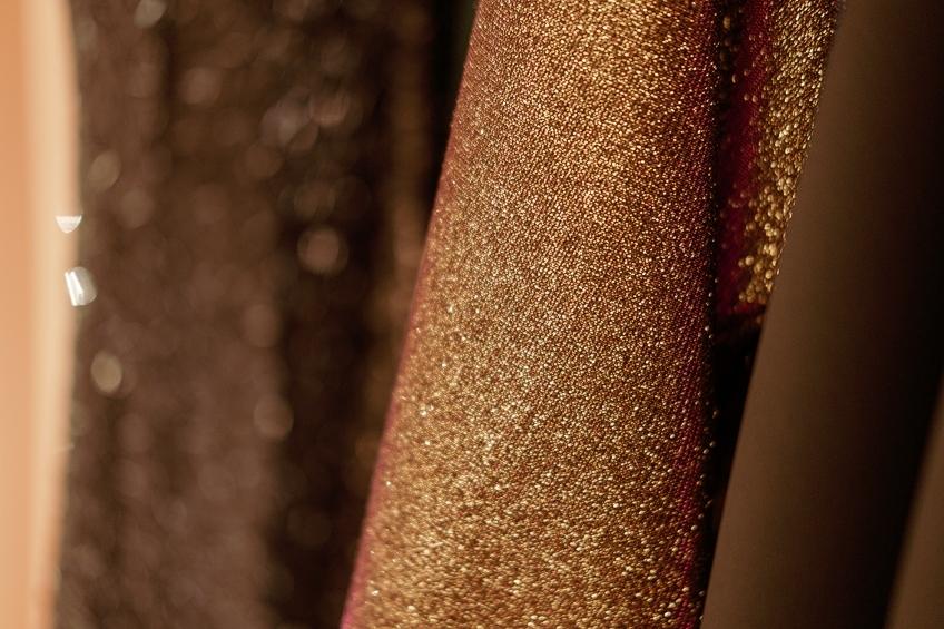 Permanent Fabric Glitter Spray