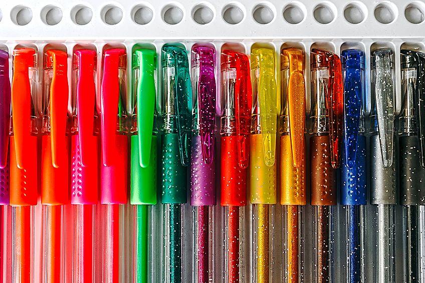 Best Glitter Gel Pens