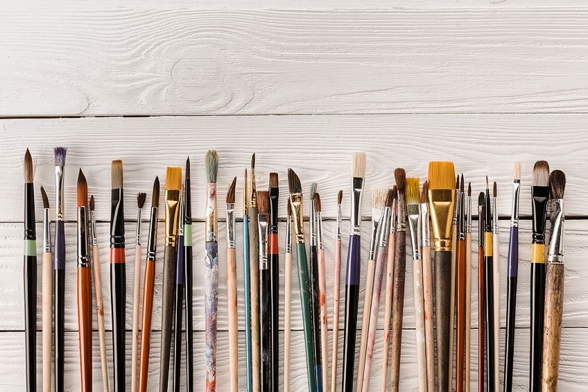 Best Way to Clean Paint Brushes
