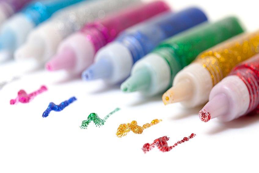 Glitter Gel Pens