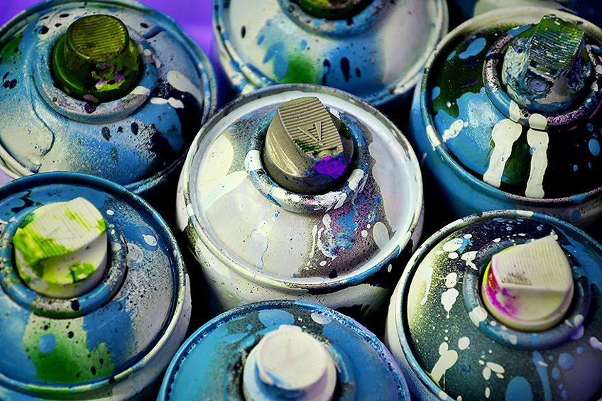 How to Use Spray Paint