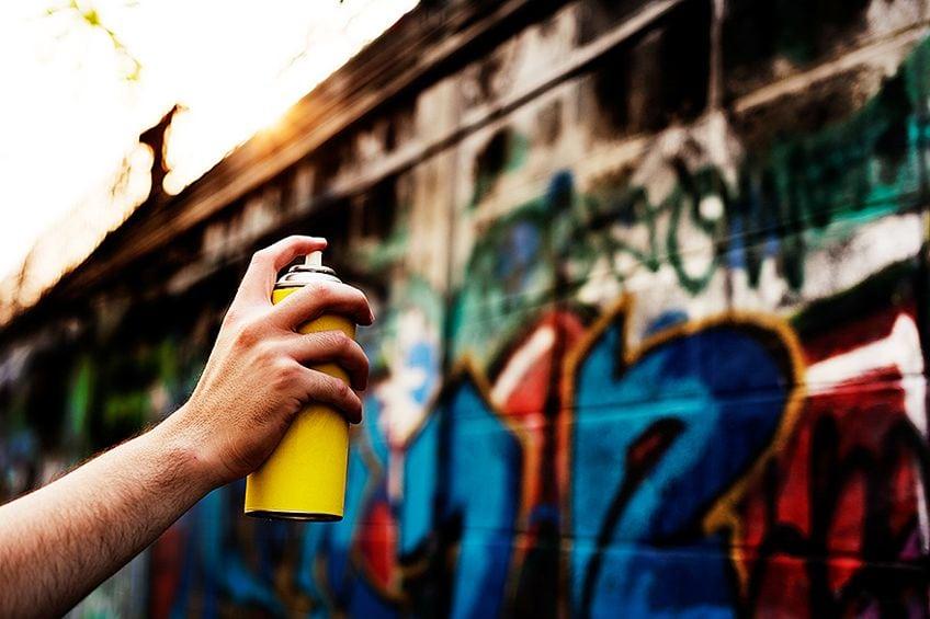 Spray Paint Tutorial