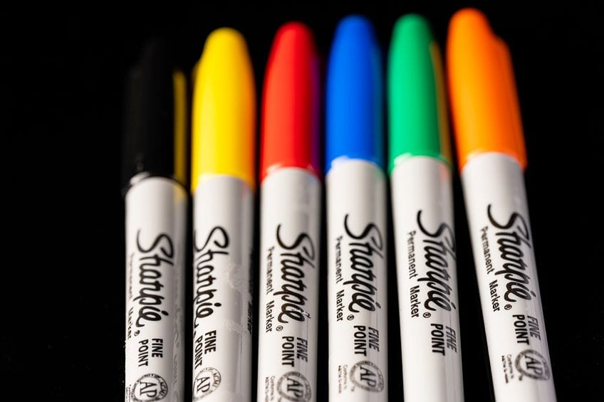 Paint Markers for Metal