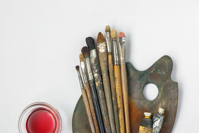 Oil Painting Medium