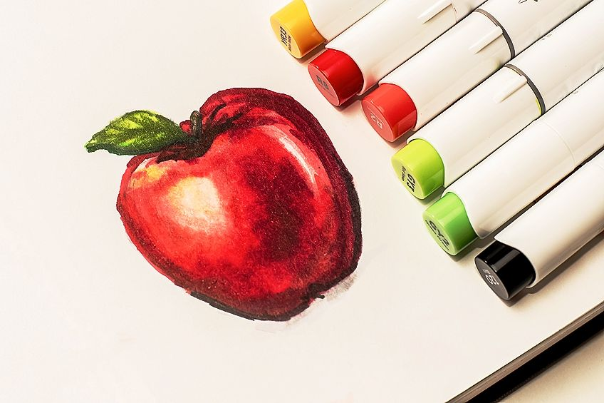 The Best Copic Markers