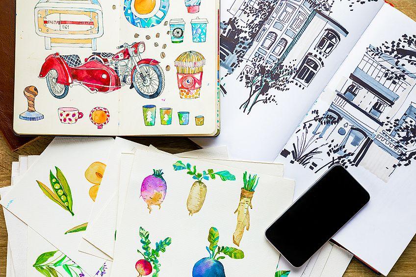 Best Watercolor Journals