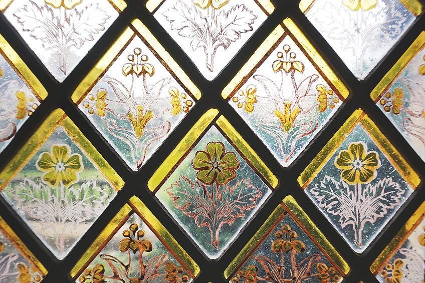 Glass Marker Art