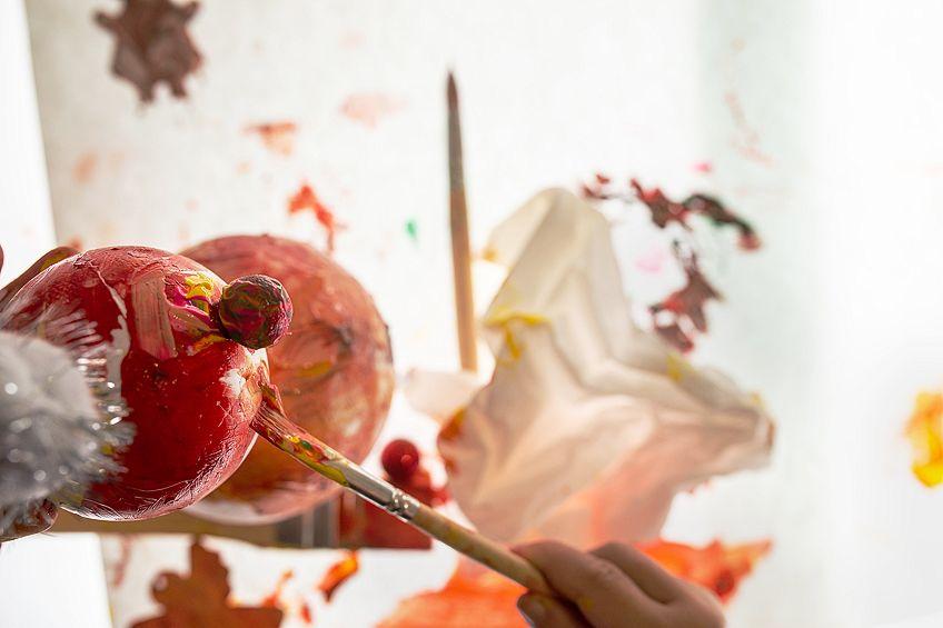 Styro Painting