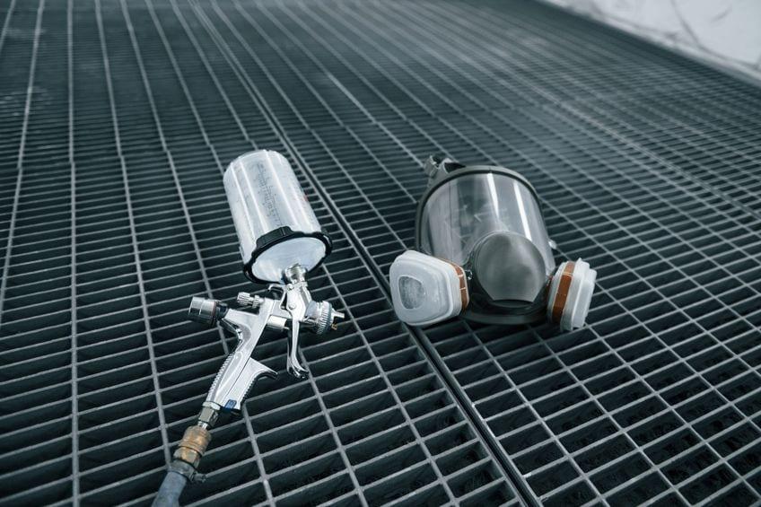 The Best Low CFM Spray Gun Kit