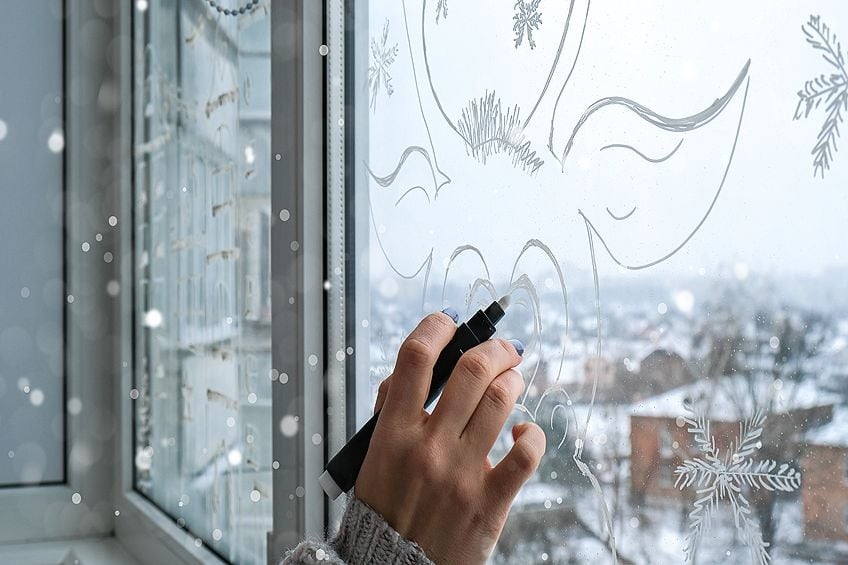 Writing on Glass