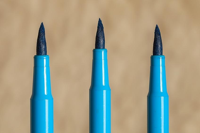Brush Tip Artist Markers