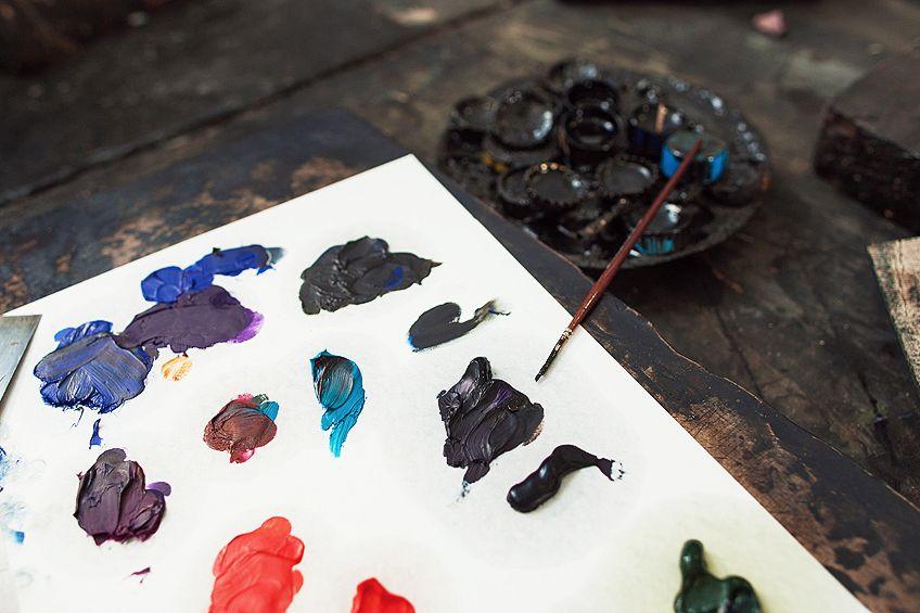 Colors That Make Black