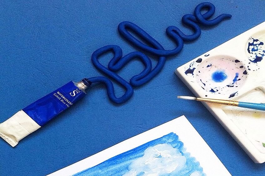 How to Make Blue