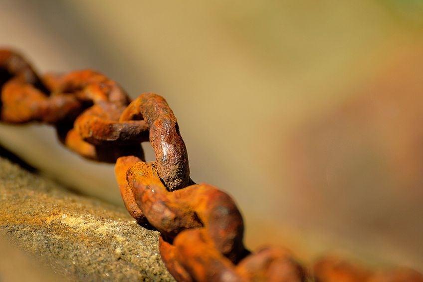 Rust Brown Color