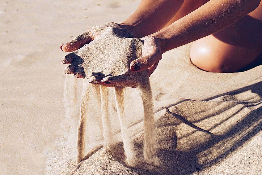 Sand Brown Color